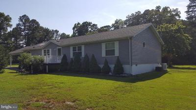 Cambridge Single Family Home For Sale: 5622 Ross Neck Road