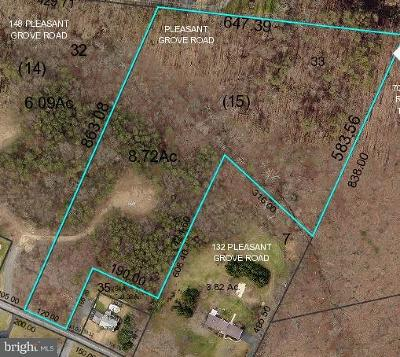 Mechanicsburg Residential Lots & Land For Sale: Lot #15 Pleasant Grove Road