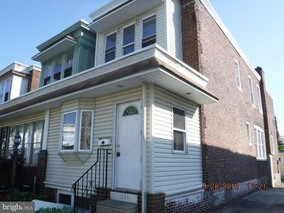 Camden Single Family Home For Sale: 1233 Kenwood Avenue