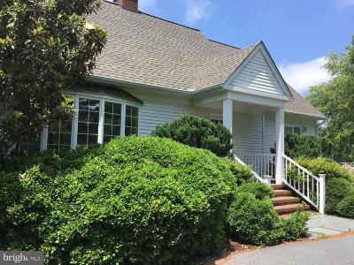 Easton Single Family Home For Sale: 8382 Aveley Farm Road