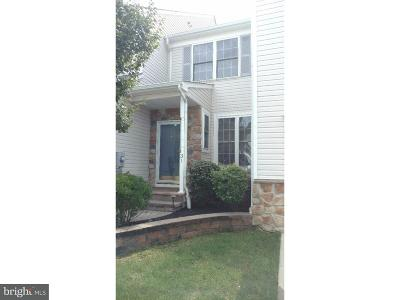 Bordentown Townhouse For Sale: 31 Farmington Court