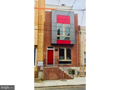 Point Breeze Townhouse For Sale: 1432 S 20th Street