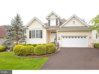Bucks County Single Family Home For Sale: 105 Silvertail Lane