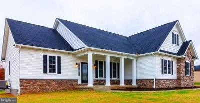 Hughesville Single Family Home For Sale: Cracklingtown Road