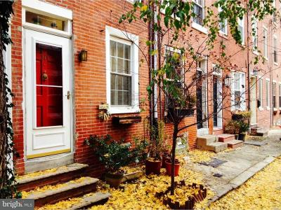 Queen Village Townhouse For Sale: 311 Kater Street