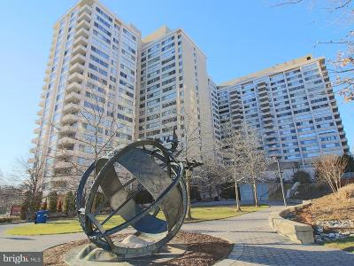 Chevy Chase Rental For Rent: 4515 Willard Avenue #1201S