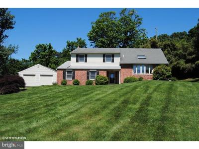 Bucks County Single Family Home For Sale: 2802 Red Gate Drive