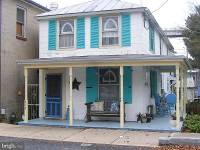 Chesapeake City Single Family Home Active Under Contract: 217 Bohemia Avenue