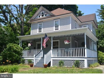 Pitman Single Family Home Under Contract: 414 W Holly Avenue