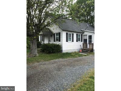 Hartly Single Family Home For Sale: 3122 Arthursville Road