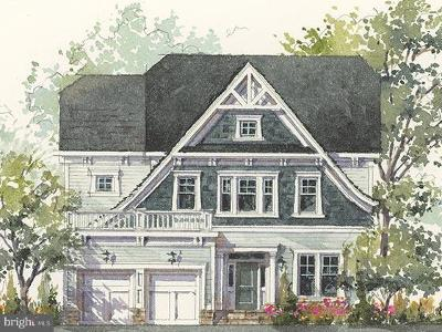 Bethesda Single Family Home Under Contract: 5345 Camberley Avenue