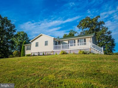 Rappahannock County Single Family Home For Sale: 1 Oaklands Lane