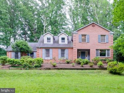 Reston, Herndon Single Family Home For Sale: 2619 Steeplechase Drive