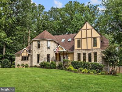 Silver Spring Single Family Home For Sale: 13507 Partridge Drive