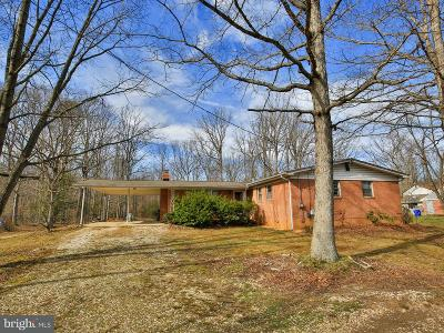 White Plains Single Family Home For Sale: 9280 Billingsley Road