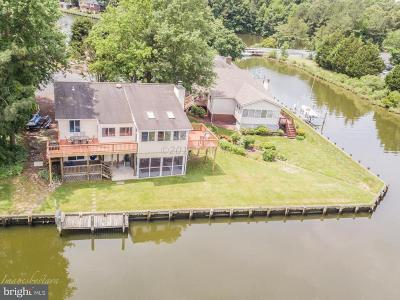 Ocean Pines Single Family Home For Sale: 3 Carriage Lane