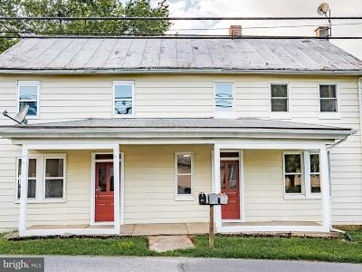 Boiling Springs Single Family Home For Sale: 20 W Springville Road