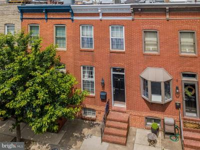 Baltimore MD Townhouse For Sale: $365,000