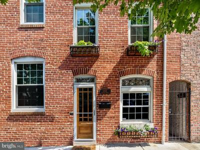 Baltimore Townhouse For Sale: 2602 Hudson Street