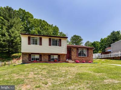 Waldorf Single Family Home Active Under Contract: 2112 Briarwood Drive