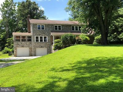 Gaithersburg Single Family Home For Sale: 21150 Woodfield Road