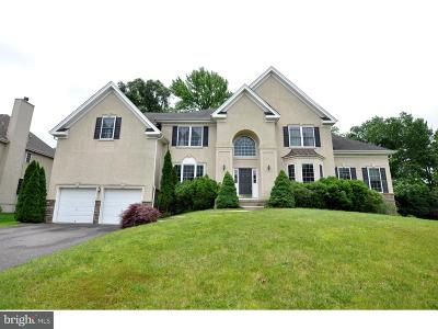 Mount Laurel Single Family Home For Sale: 16 Foxcroft Way