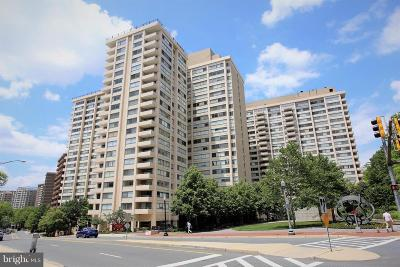 Chevy Chase Rental For Rent: 4515 Willard Avenue #1814S