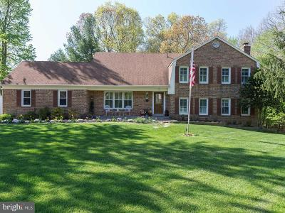 Fairfax County Single Family Home For Sale: 6118 Emmett Guards Court