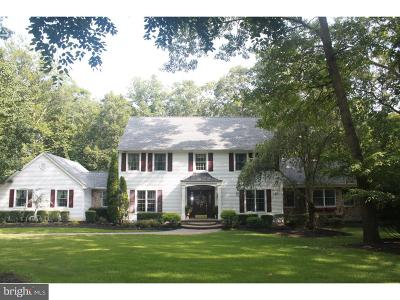 Moorestown Single Family Home For Sale: 7 Kendles Run Road