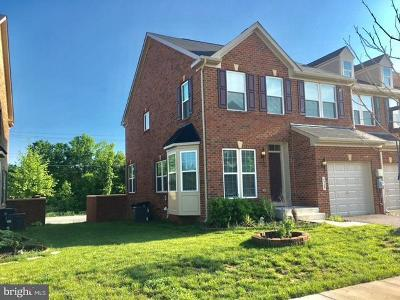 Accokeek Townhouse For Sale: 2429 Baileys Pond Road
