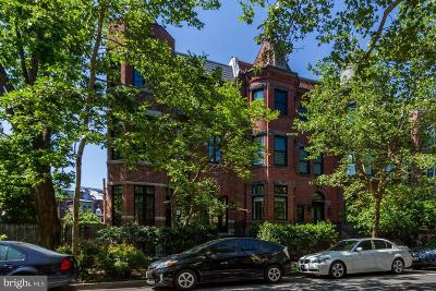 Logan Circle Single Family Home For Sale: 1310 Q Street NW #6