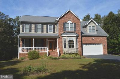 Spotsylvania Single Family Home For Sale: 7210 Tanglewood Road