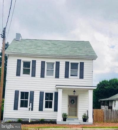 Smithsburg Single Family Home For Sale: 29 S. Main Street