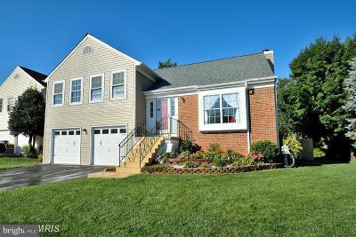 Manassas Rental For Rent: 10138 Forest Hill Circle