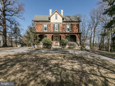 Baltimore Single Family Home For Sale: 6105 Maywood Avenue