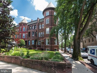 Kalorama Townhouse For Sale: 1938 Biltmore Street NW #D