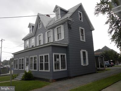 Chestertown Multi Family Home For Sale: 113 Spring Avenue