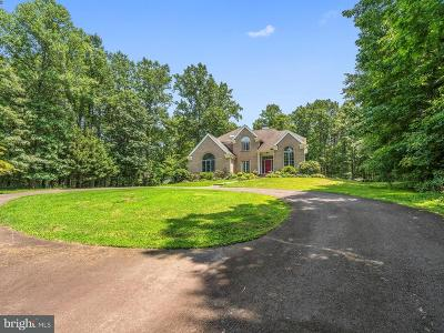 Fauquier County Single Family Home For Sale: 10375 Welhams Lane