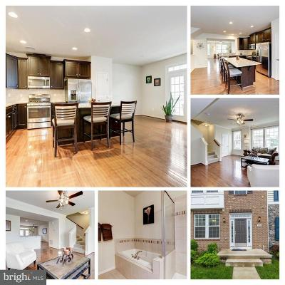 Frederick Townhouse For Sale: 2744 Egret Way