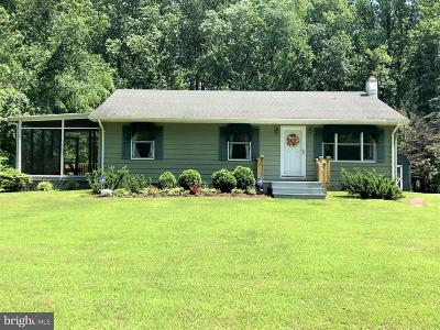 Cecil County Single Family Home For Sale: 208 Ches Haven Road