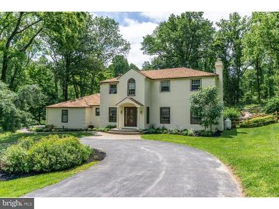 Newtown Square Single Family Home For Sale: 5 Ashbrooke Road