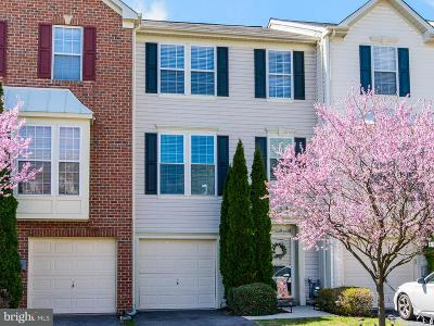 Perry Hall Townhouse For Sale: 9727 Morningview Circle