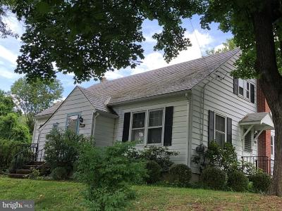 Bucks County Single Family Home For Sale: 3155 Church Street