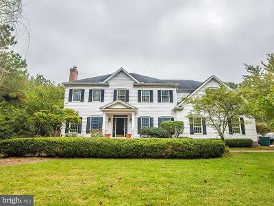 Ocean City Single Family Home For Sale: 10103 Queens Circle