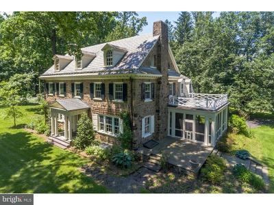 Abington Single Family Home For Sale: 1708 Old Welsh Road