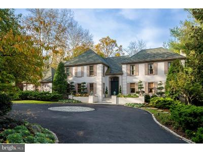 Bryn Mawr Single Family Home For Sale: 840 Roscommon Road