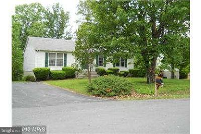 Frederick County Rental For Rent: 222 Lake Sever Drive
