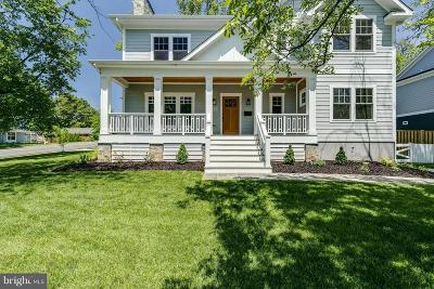 Annandale, Falls Church Single Family Home For Sale: 6524 32nd Street