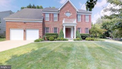 Gaithersburg Single Family Home For Sale: 7903 Plum Creek Drive