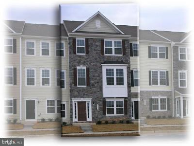 Chantilly Townhouse For Sale: 25632 Pleasant Valley Road